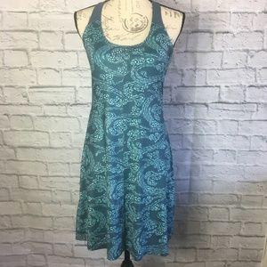 Columbia Omni-Shade Bra Top Racerback Dress